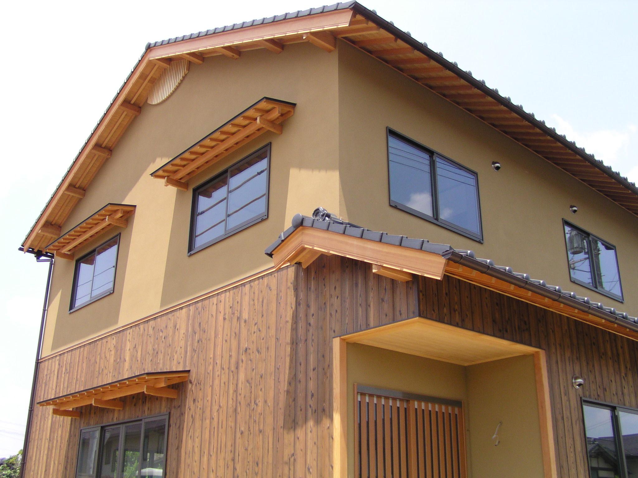 木造建築に施工例を追加しました